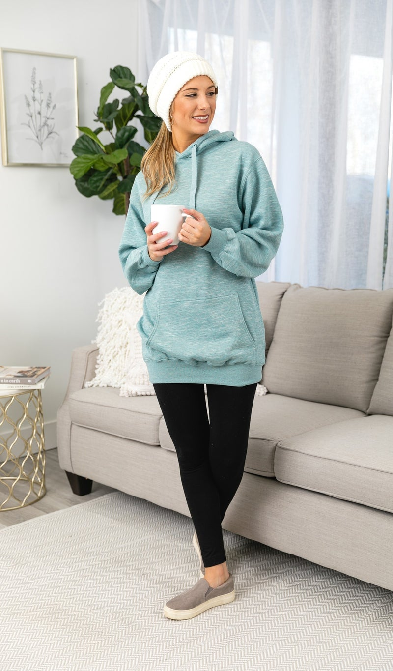 Decision Made Sweatshirt, Mint