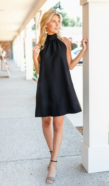 Dreaming of Chic Dress, Black