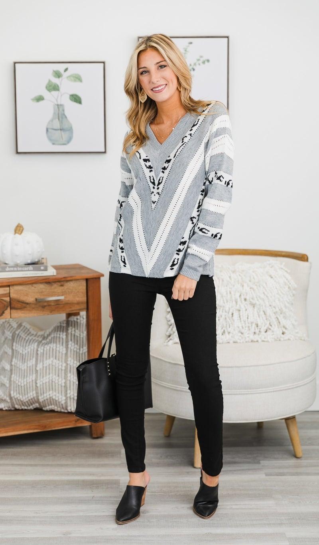 A Little Wild, Sweater