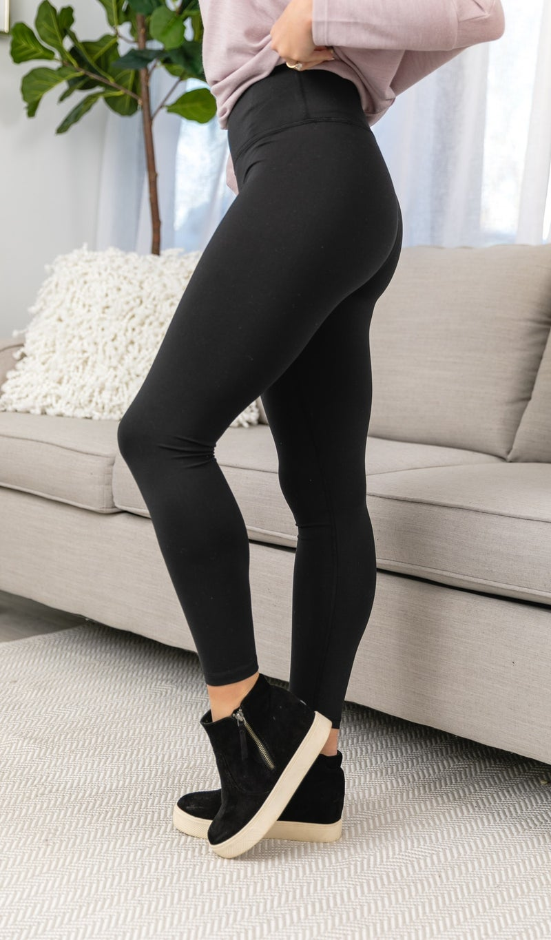 Year Of Ours Active Legging, Black