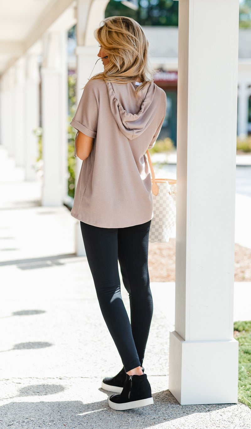 The Maia Thermal Tunic Top