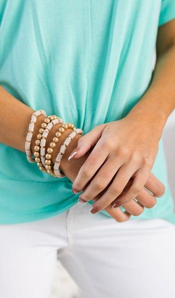 Staci Stretch Bracelet