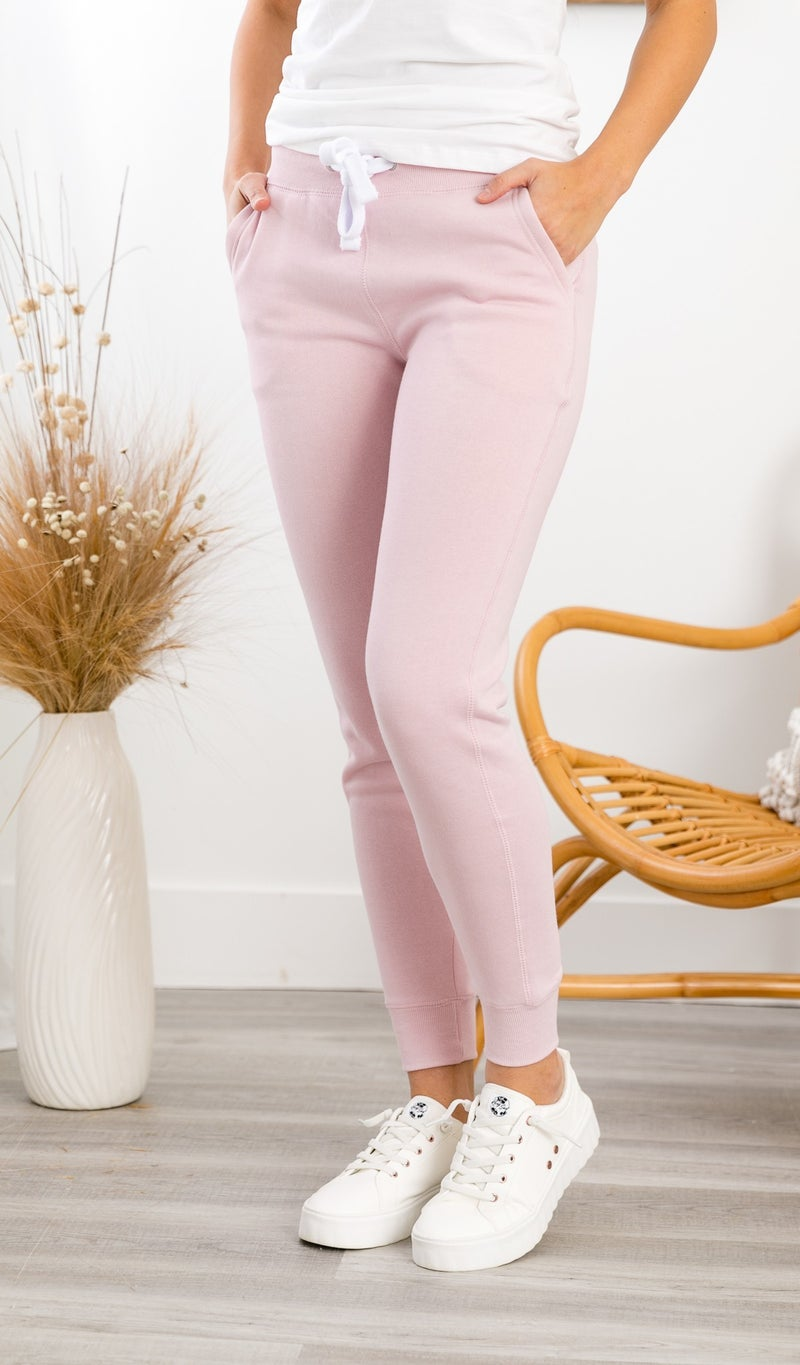 The Sofia Jogger, Mint or Pink