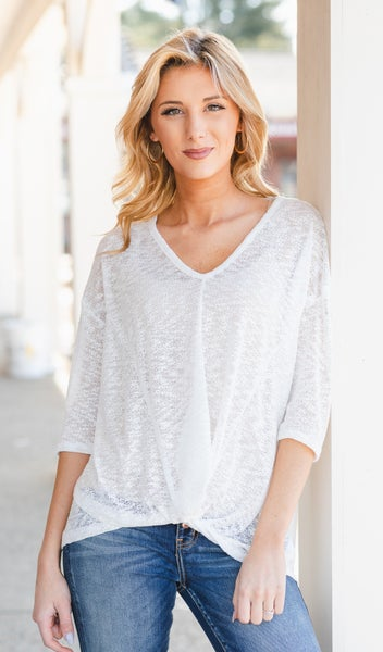 Always Be Your Best Top, Ivory