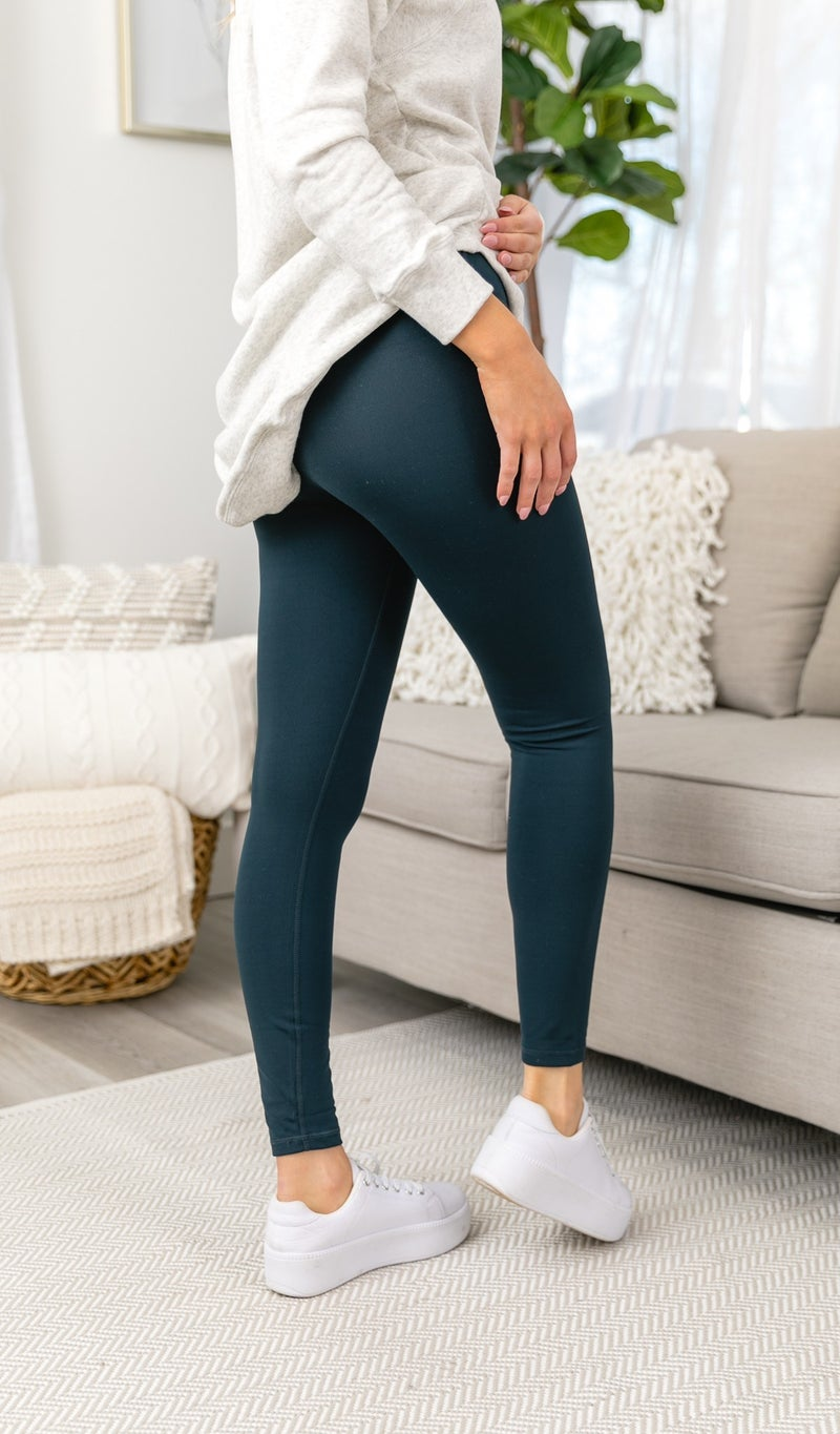 Year Of Ours Active Legging, Navy