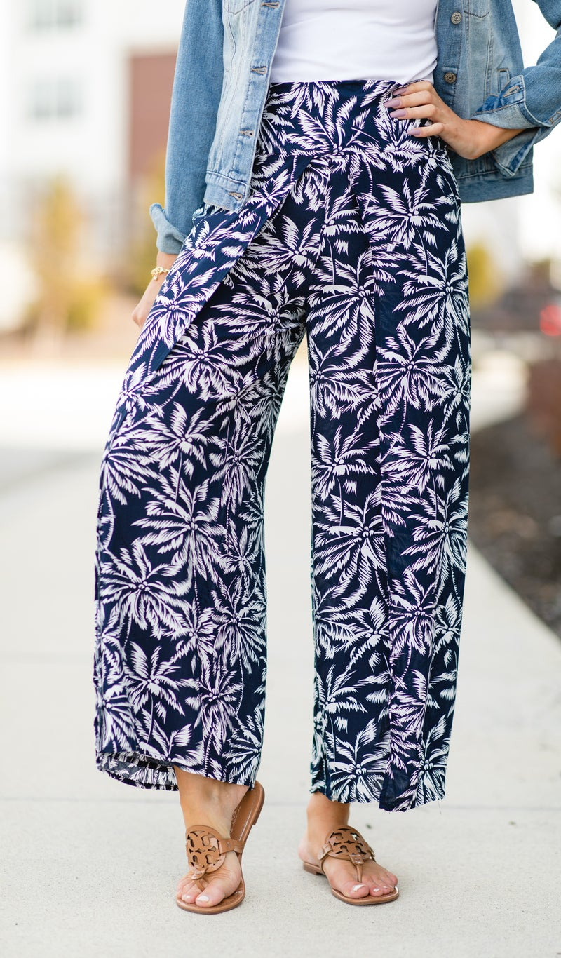 The Marley Pant, Navy