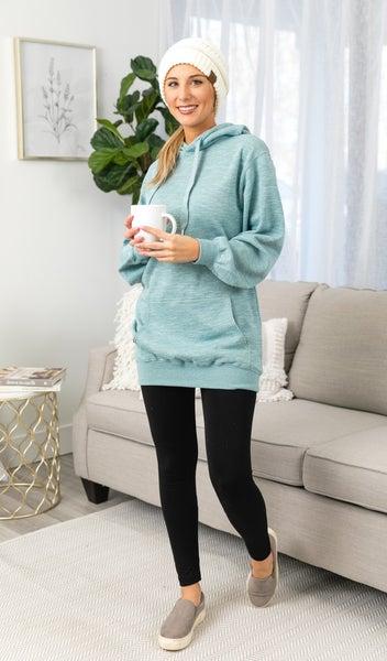 Decision Made Sweatshirt, Mint