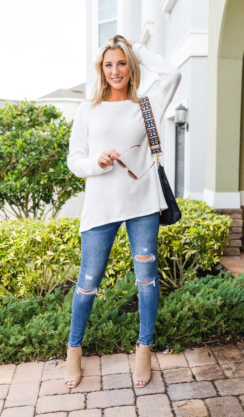 Comfort First Tunic, Ivory