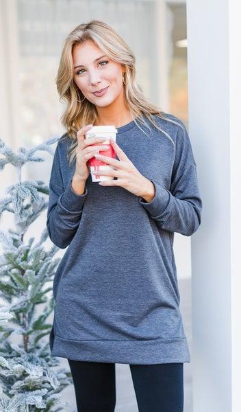 Fall Staple Sweater