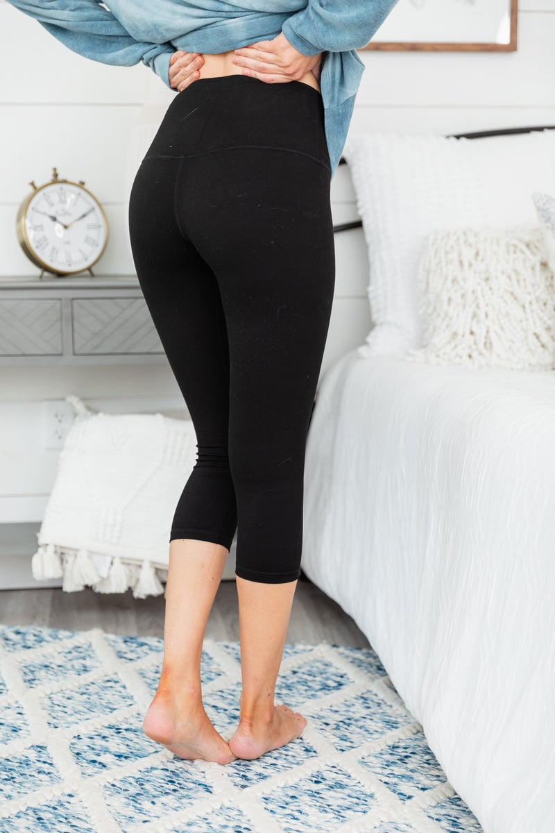 Move With You Leggings, Black