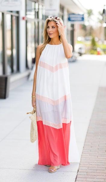 Pretty Day Dress, Multi