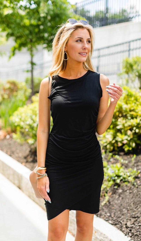 The Jena Dress, Black