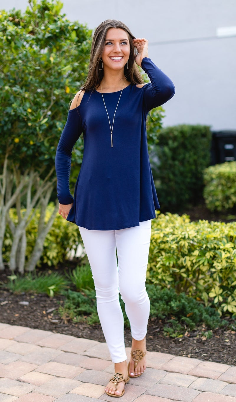 Covering the Basics, Navy