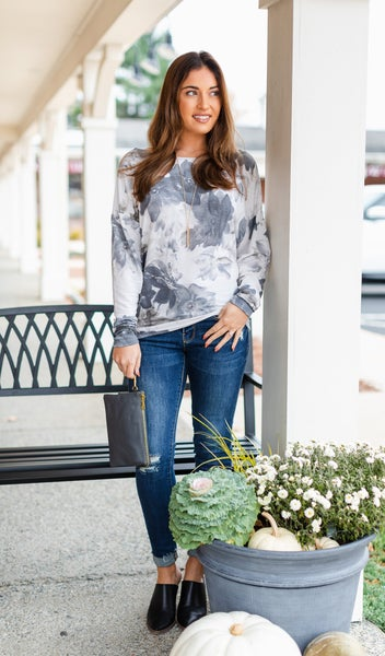 Together For It All Top, Floral