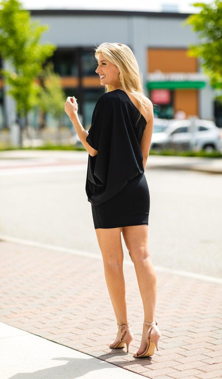 City Chic Dress, Black