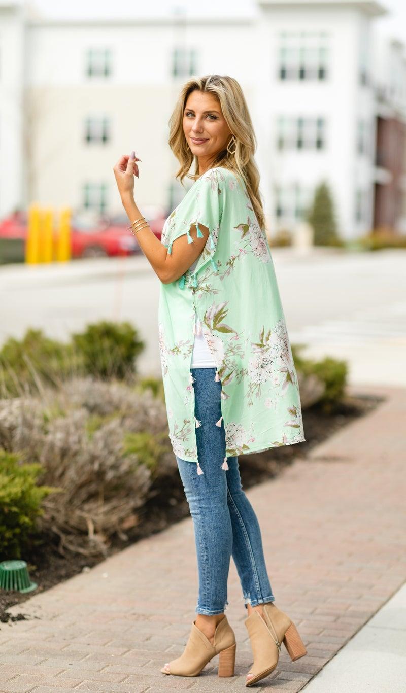 The Annabelle Kimono, BUNDLE Cami