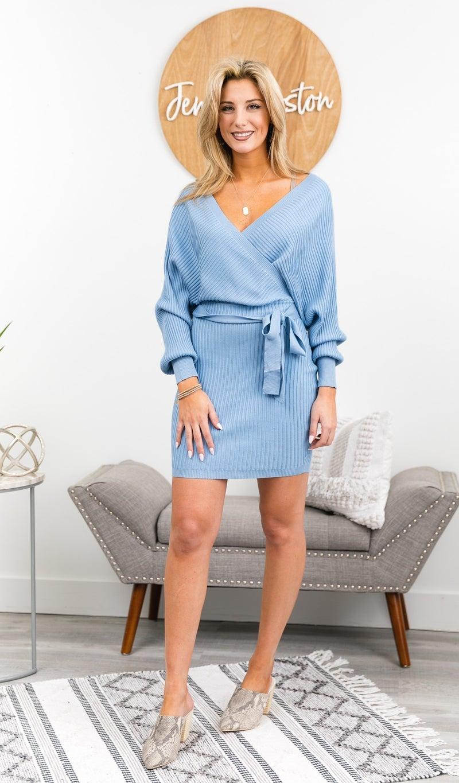 Bluebird Day Dress