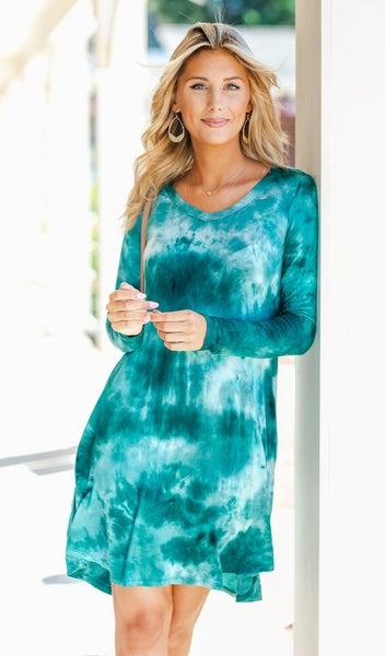 The Arabella Dress, Jade