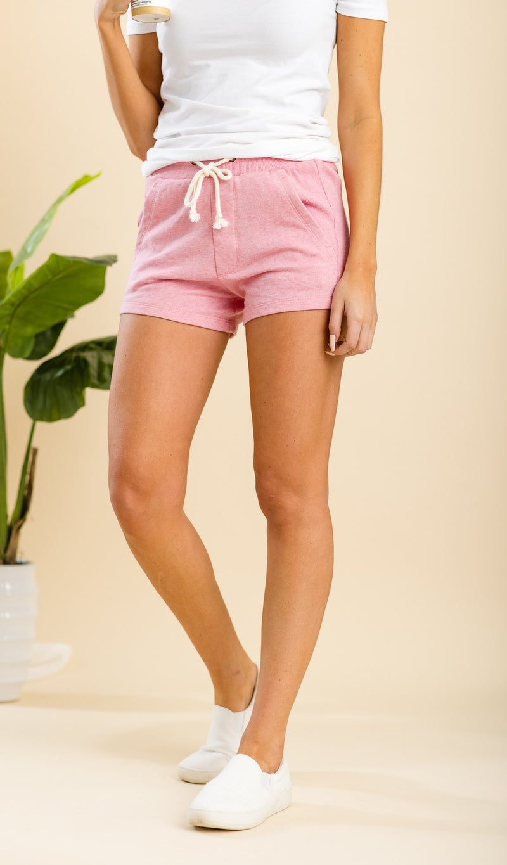 The Sophia Short, Pink