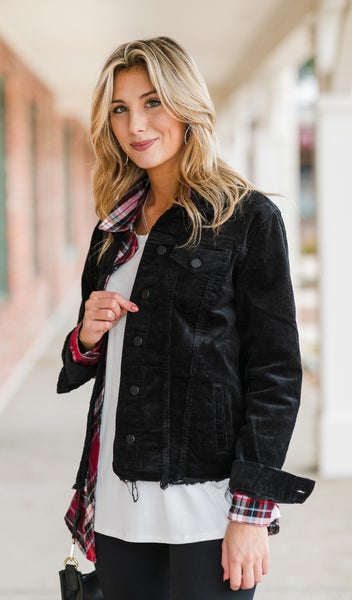 The Ultimate Fall Jacket, Black
