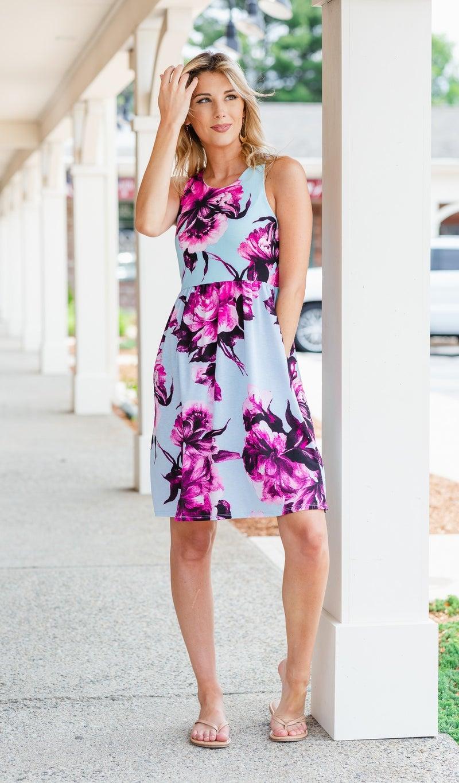 Summer Twirl Dress, Mint