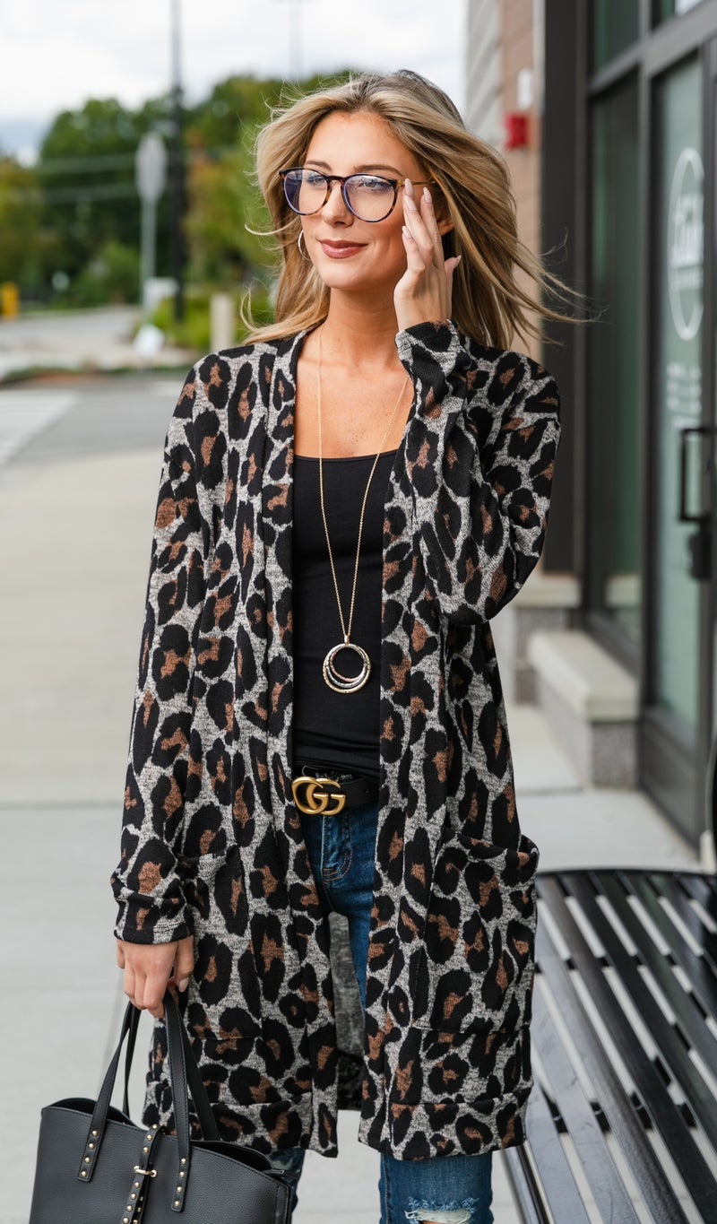 What A Beauty Cardigan, Multi