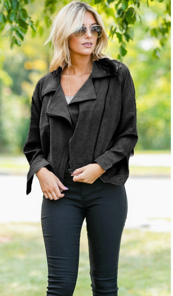 Brunch Ready Jacket,Black