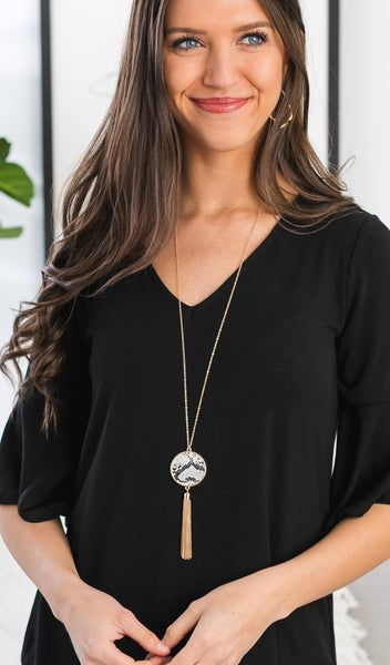 Fun Night Out Necklace