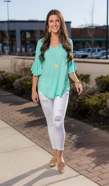 The New Way Top, Mint