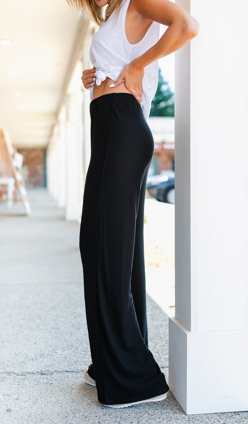 All She Wants To Do Pant, Black