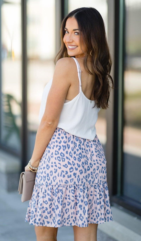 The Tanya Skirt, Blush
