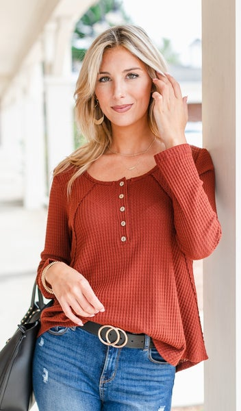 The Kendall Top, Rust