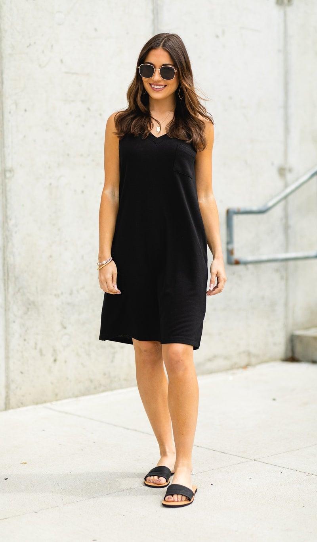 Season's Fave Dress, Black