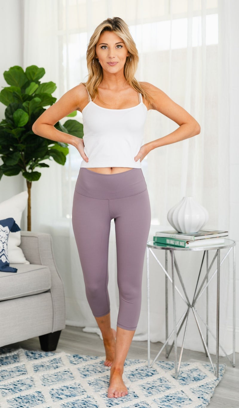 Move With You Leggings, Dusty Lavender