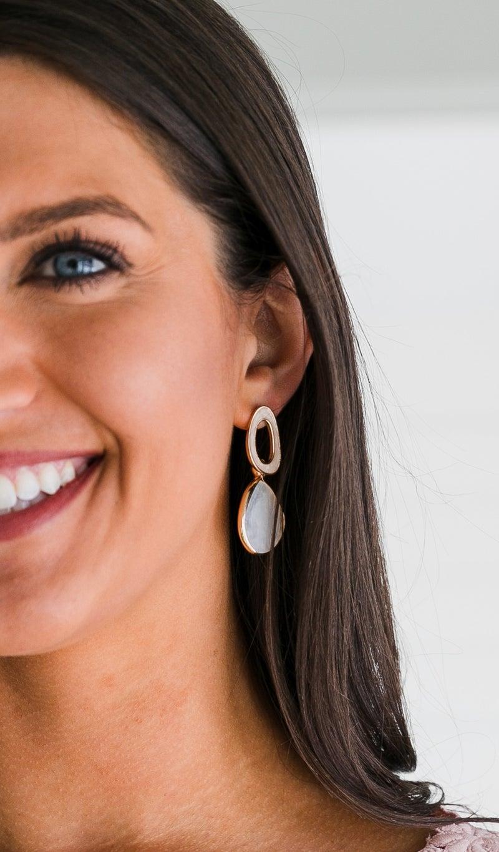 The Gloria Earrings