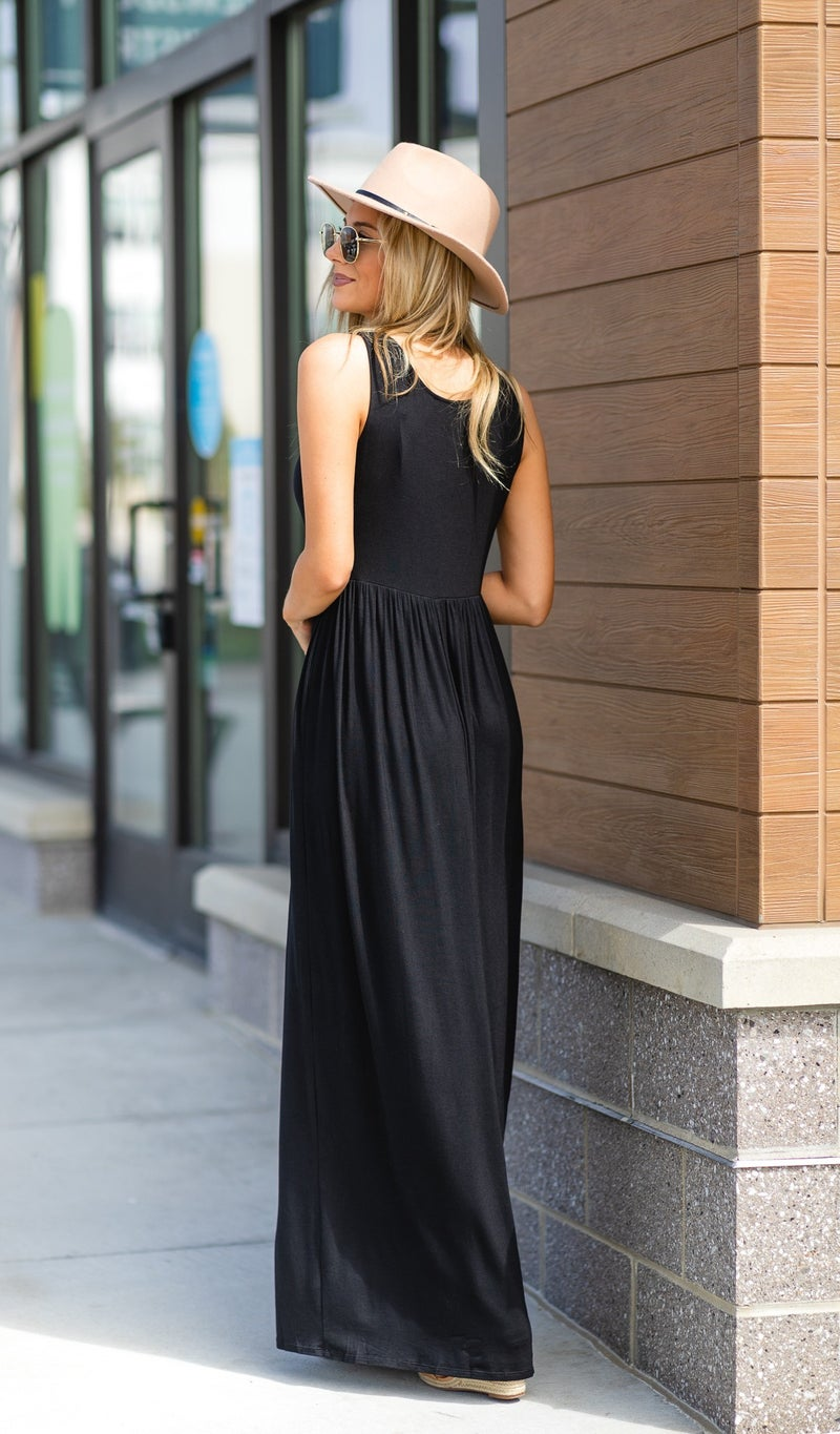 The Farah Maxi, Black
