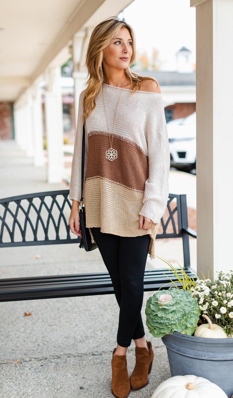 The Kimberly Sweater