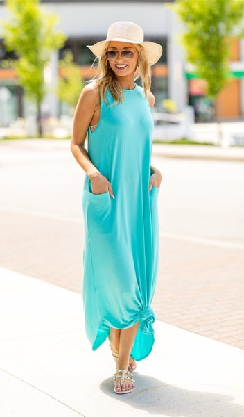 The Bethany Dress, Multiple Colors - MINT