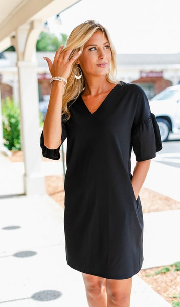 The One To Love Dress, Black