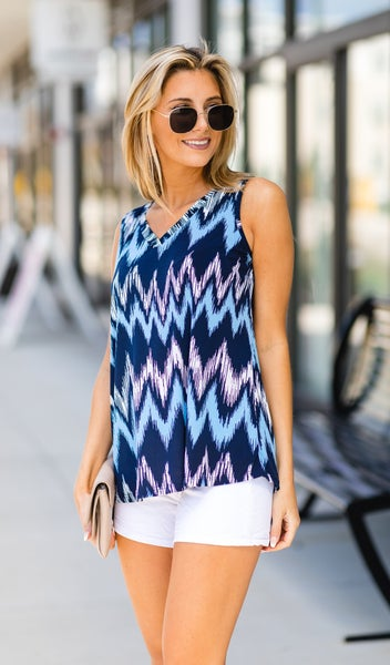 The Juliet Tank, Navy
