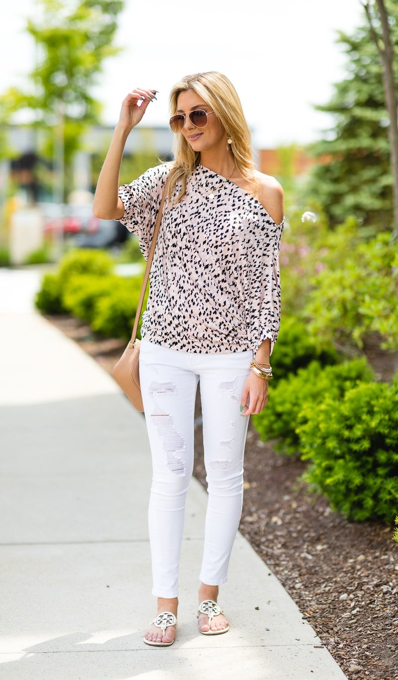 The Best Vacation Collection Top, Pink
