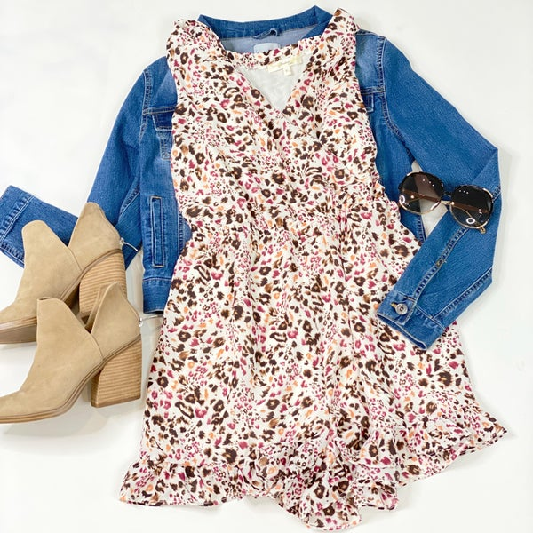 Now and Later Romper, Floral Print