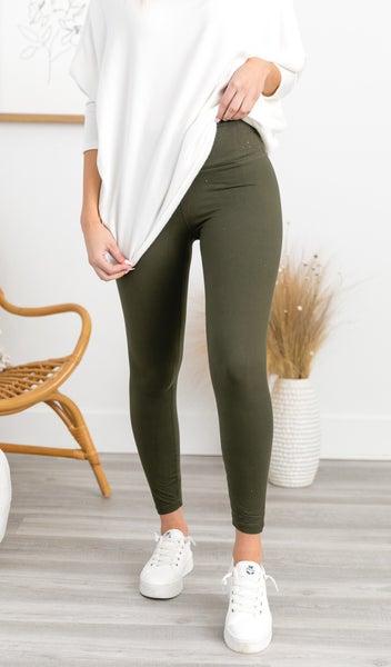 Self Love Legging, Olive