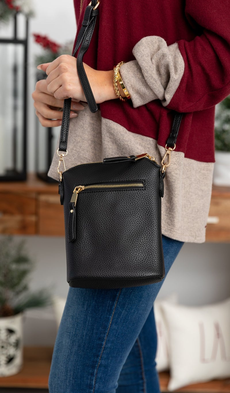 The Everyday Bag, Khaki, Black or Grey