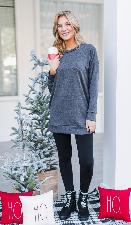 Fall Staple Sweater,