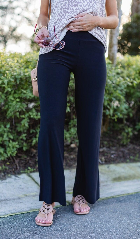 Comfort First Pants, Black
