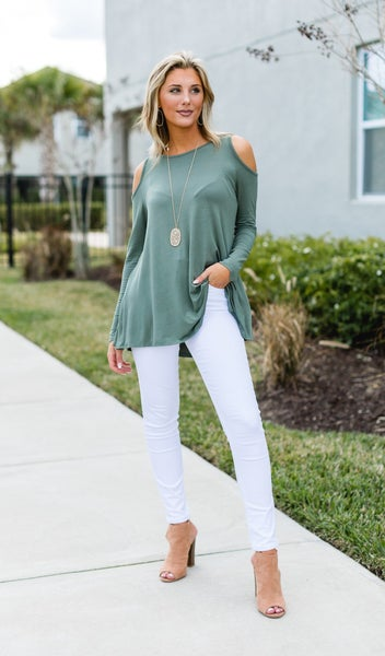 Covering the Basics, Olive