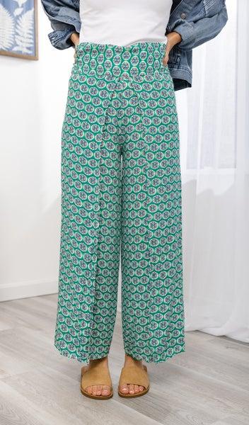 The Marley Pants, Green
