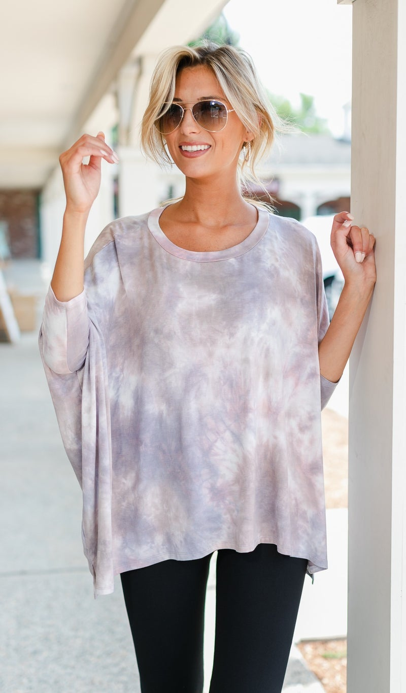 Day By Day Tunic, Tie Dye
