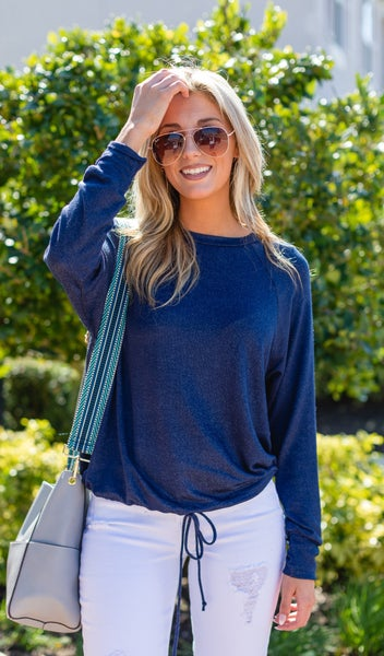 All Time Classic Top, Navy
